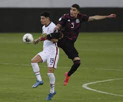 Maybe you would like to learn more about one of these? Mexico Beats Us 1 0 In Men S Olympic Soccer Qualifying