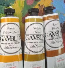 Gamblin Artist Oil Colours 37ml The Paint Spot