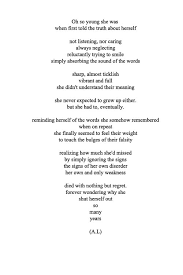 Eating Disorder Quotes Stunning Eating Disorder Poems