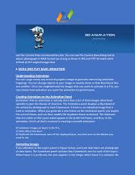 le get help of nipra 3d studio 3d animation studio in india