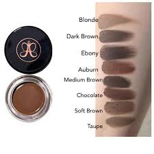 <b>Anastasia Beverly Hills</b> Dipbrow Pomade - in Dark Brown Holy Grail ...