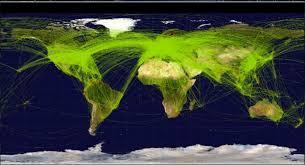 Flat Earth Flight Patterns Stunning SydneyAustralia To SantiagoChile Direct Flight 48hrs 48m