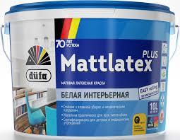 <b>Dufa Retail Mattlatex</b> Plus/<b>Дюфа</b> Ритейл Матлатекс Плюс матовая ...