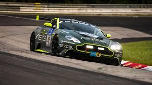 Aston Martin Vantage GT8 Set to Return to Nürburgring - Just British