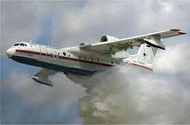 Las características del Be-200, el avión ruso que evalúa Chile para combatir incendios