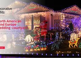 C9 Christmas Lights Dongguan Guanyi Light Decoration Co Ltd Chritmas Lights