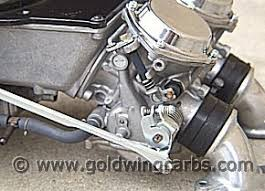 gold wing carburetor rebuild details gl1000carbs com gl1200 1984 1987 stromberg type diaphragm slide about 1 3 the weight of the gl1000 set this is a high performance semi downdraft carb related closely to
