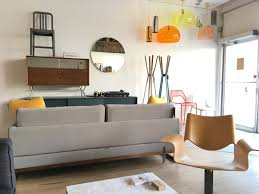 old modern furniture. The New Location Of A Modern Space Has More Than 1,250 Feet Floor Space. Old Furniture