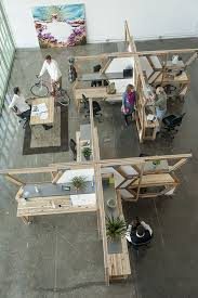 Cool Office Designs Gorgeous HIVE Can Be Arranged In Many Configurations Based On Individual Work