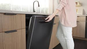 how to bring black stainless steel into your kitchen reviewed dishwashers