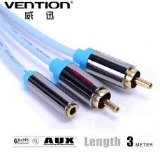 best ideas about cable rca jack cable hdmi  3m audio extension line 3 5mm jack male to female rca audio cables white color