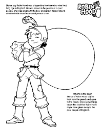 Small Picture Robin Hood 2 Coloring Page crayolacom