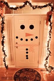3. There's a Snowman at the Door
