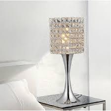 bedside lamps perfect crystal table australia cool within lamp shade inspirations 18