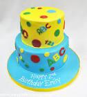 123 cake