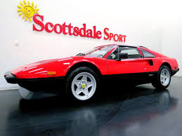 The 308 replaced the dino 246 gt and gts in 1975 and was updated as the 328 in 1985. 1985 Ferrari 308 Gts Boxer Trim For Sale