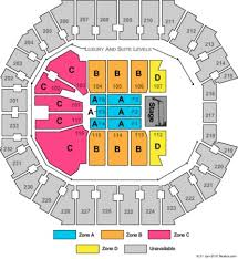 Spectrum Center Tickets In Charlotte North Carolina