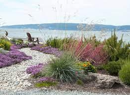 seaside garden coastal gardens beach