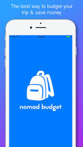 How To Budget For A Trip Nomad Budget Travel Budget Trip Expense Tracker App Price Drops