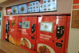 Vending Machine Franchise Singapore Unique Introducing Vendcafe The First VendingMachine Cafe In Singapore A