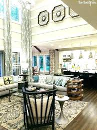 how to decorate a large wall with vaulted ceilings high ceiling wall decor wall decor for