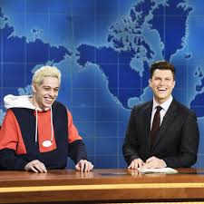 pete davidson on saay night live