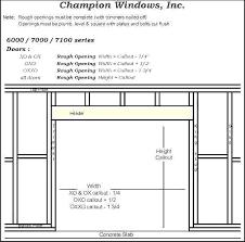 Irish Setter Width Chart Garage Door Sizing Chart Elijahhomeremodeling Co