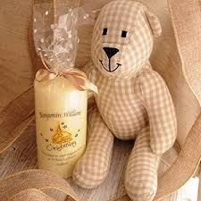 a modern design to celebrate a christeningchurch christening candle