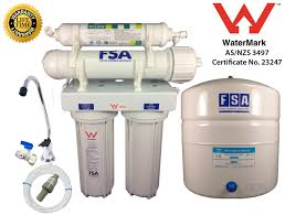 Under Sink Filter Systems 4 Stage Undersink Reverse Osmosis Water Filter System Watermark