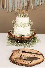 Best 25 Wood Wedding Cakes Ideas On Pinterest Nature Wedding