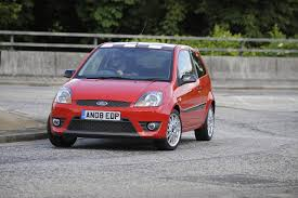 2008 Ford Fiesta Zetec S Red edition Photo Gallery - Autoblog