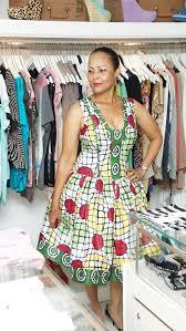 Bernadette Designer Native Stew Bahamas News Designer Gets A Fashion Nod
