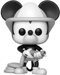 Funko Pop Disney: Mickey's 90Th - Firefighter Mickey ... - Amazon.com