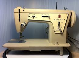 Singer Sewing Machine Model 237
