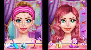 princess beauty makeup princess makeover beauty salon games by gameimax