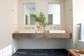bathroom vessel sink vanity. Reclaimed Wood Floating Sink Vanity With His And Hers Vessel Sinks Bathroom S