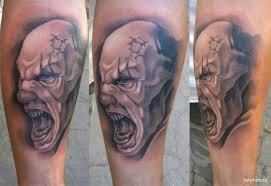 значение татуировки клоун 3 Tatufotocom