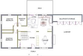 ranch house floor plans. Elegant 1950s Ranch House Floor Plans