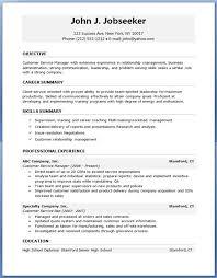 free resume sample downloads