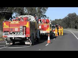 Hume Freeway Truck Crash 21012 - YouTube