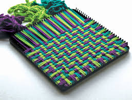 Potholder Loom Patterns Custom Harrisville Potholder Pro Loom Weaving Equipment Halcyon Yarn