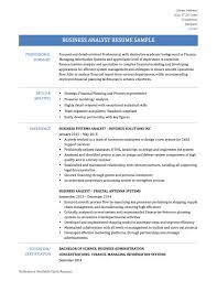 business analyst resume samples templates and tips business analyst resume