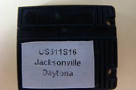 Navionics Classic Chart Card For Jacksonville Daytona