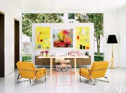 home office style ideas. alexandra von furstenberg created the acrylic desk side table and in collaboration with home office style ideas n