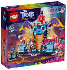 <b>Конструктор LEGO Trolls</b> World Tour 41254 Концерт в городе Рок ...