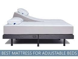 Best Mattress for Adjustable Beds - 2019 Reviews | The Sleep Advisor