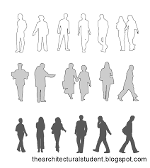 architecture people. The Architectural Student: Rendering: Using Scale People Architecture U