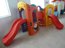 Children indoor play house plastic playground slide kids outdoor playhouse  for kids,plastic toy,baby play set-in Playground from Sports &  Entertainment on ...
