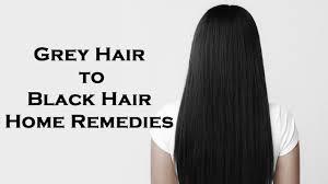 Natural Ways To Avoid Grey Hair