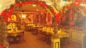 photo of hickory log restaurant dexter mo united states christmas decorations already